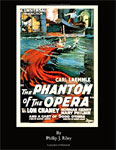 PHANTOM OF THE OPERA (1925) - Magic Image Hardback Edition