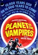 PLANET OF THE VAMPIRES (1965/MGM) - DVD