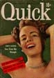 QUICK (March 1953) - Digest Magazine Collectible