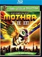 REBIRTH OF MOTHRA (Triple Feature) - Blu-Ray