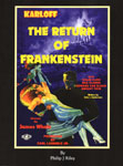 RETURN OF FRANKENSTEIN, THE - Film Script Book