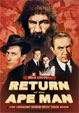 RETURN OF THE APE MAN (1944) - DVD