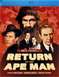 RETURN OF THE APE MAN (1944) - Blu-Ray