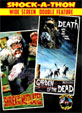 GARDEN OF THE DEAD (1972)/SHRIEK OF THE MUTILATED (1974) - DVD