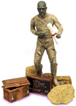 "SIDESHOW 8"" - THE MUMMY - Action Figure"