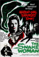SNAKE WOMAN, THE (1961) - DVD