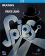 SPIES (1928/Fritz Lang) - Blu-Ray