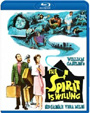 SPIRIT IS WILLING, THE (1967) - Used Blu-Ray
