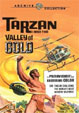 TARZAN AND THE VALLEY OF GOLD (1966) - DVD