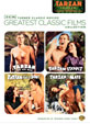 TARZAN GREATEST CLASSICS Vol. 1 - DVD Set