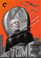 THINGS TO COME (1936/Criterion) - DVD