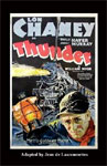 THUNDER (Lon Chaney - Lost Film Series) - Softcover Book