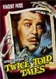 TWICE TOLD TALES (1963/Kino) - DVD