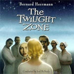 TWILIGHT ZONE (Original scores re-recorded) - CD