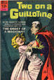 TWO ON A GUILLOTINE - Comic Book