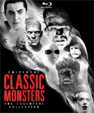 UNIVERSAL CLASSIC MONSTERS - ESSENTIAL COLLECTION  - Blu-Ray Set