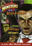 UNIVERSAL MONSTER VALENTINES (30 card pack) - Collectible