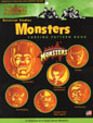 UNIVERSAL MONSTERS CARVING BOOK - Magazine