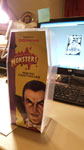 UNIVERSAL MONSTERS COFFIN CASE - Collectible