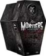 UNIVERSAL MONSTERS COFFIN COLLECTION  - Limited Blu-Ray Box Set