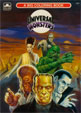 UNIVERSAL MONSTERS - Coloring Book