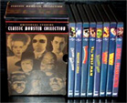 UNIVERSAL STUDIOS CLASSIC MONSTER COLLECTION - DVD Box
