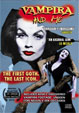VAMPIRA AND ME (Documentary) - DVD