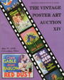VINTAGE POSTER ART AUCTION XIV - Catalog
