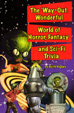 WAY-OUT WONDERFUL WORLD OF HORROR/SCI-FI TRIVIA - Book