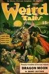 WEIRD TALES (January 1941) - Pulp Magazine