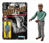 REACTION: WOLF MAN - Action Figure