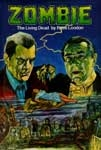 ZOMBIE - THE LIVING DEAD (Movie Book) - Hardcover
