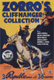 ZORRO'S CLIFFHANGER COLLECTION (3 full serials) - DVD Set