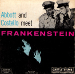 ABBOTT & COSTELLO MEET FRANKENSTEIN (1948) - Super 8mm Film