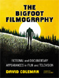BIGFOOT FILMOGRAPHY - Book