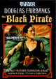 BLACK PIRATE, THE (1926) - DVD