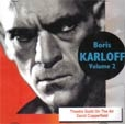 BORIS KARLOFF Vol. 2 - CD