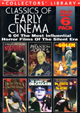 CLASSICS OF EARLY CINEMA (6 Movies) - DVD Box Set