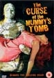 CURSE OF THE MUMMY'S TOMB (1964) - Used PAL Region 2 DVD