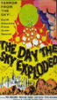 DAY THE SKY EXPLODED, THE (1958) - VHS