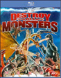 DESTROY ALL MONSTERS (1968) - Blu-Ray