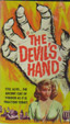 DEVIL'S HAND, THE (1961) - VHS
