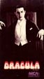 DRACULA (1931/Classic Photo Box Art) - Used VHS
