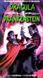 DRACULA VS. FRANKENSTEIN (1971/Chaney-Ackerman) - Used VHS