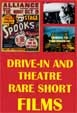 DRIVE-IN & THEATER RARE SHORT FILMS - DVD-R