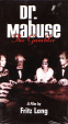 DR. MABUSE, THE GAMBLER (1922) - VHS