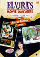 ELVIRA'S MOVIE MADNESS: MANEATER OF HYDRA & HOUSE - DVD