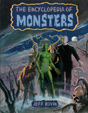 ENCYCLOPEDIA OF MONSTERS By Jeff Rovin - Used Large Book