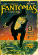 FANTOMAS - The Complete Film Series (1913-1914) - DVD Set
