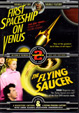 FIRST SPACESHIP ON VENUS/THE FLYING SAUCER - DVD